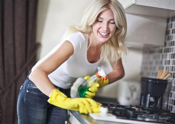 Мелкие ежедневные дела нужно выполнять с улыбкой. Фото с сайта zena.blic.rs