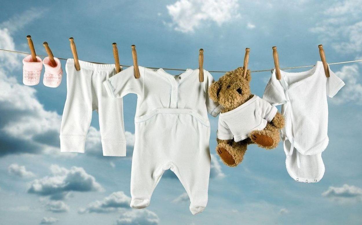 Детский порошок нужно выбирать особенно тщательно. Фото с сайта planetadetstva.kz