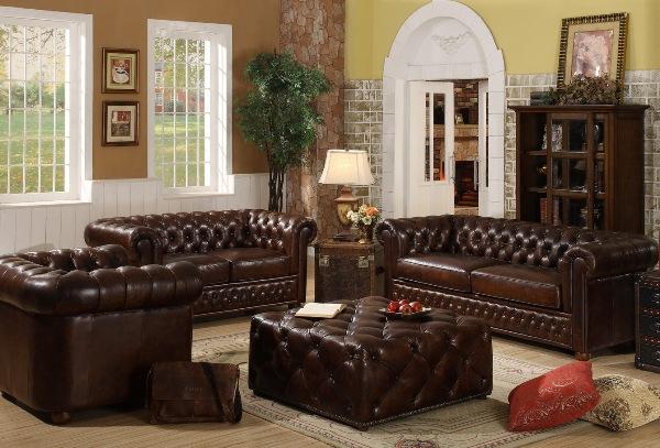 От того, где и как вы поставите мебель, во многом будет зависеть срок ее службы. Фото с сайта ay-lazzaro.yapokupayu.ru