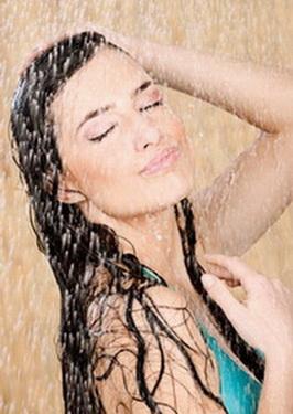 Принимать душ — одно удовольствие! (фото: marin — freedigitalphotos.net).