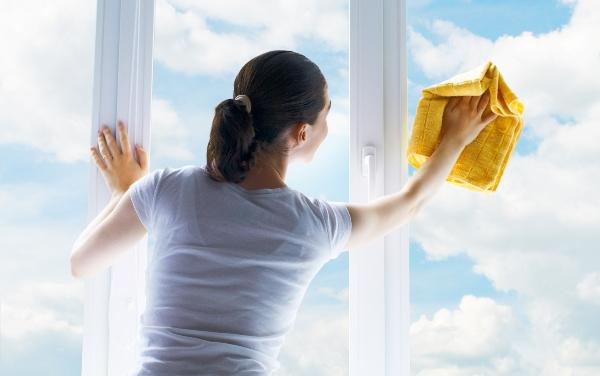 Наградой за старания станут идеально чистые окна. Фото с сайта paksil.com.tr