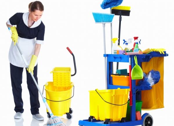 Действуй по плану, вы будете организованны, и уборке не отнимет лишнего времени. Фото с сайта www.inzonata.ro