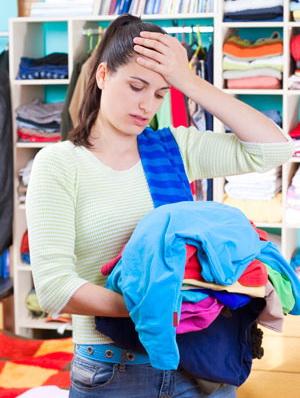 Как навести порядок в шкафу (фото: 7ya.ru).