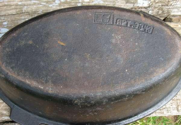 Ржавчина на старой чугунной сковороде. Фото с сайта i2.guns.ru