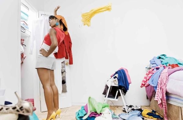 Не бойтесь выбросить одежду, которую не носите давно. Фото с сайта style.wildberries.ru