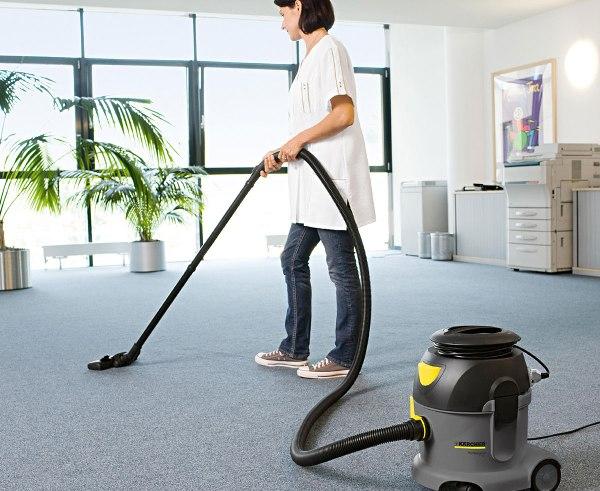 На самом деле уборка в офисе мало отличается от домашней. Фото с сайта gustas.co