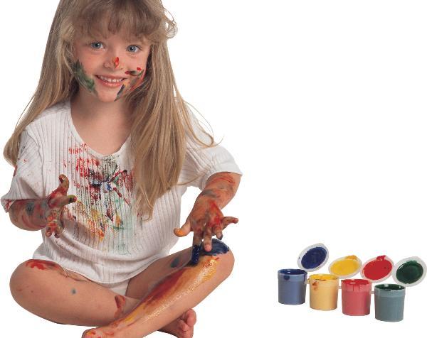 Не ругайте детей за их творчество. Фото с сайта blogspot.com