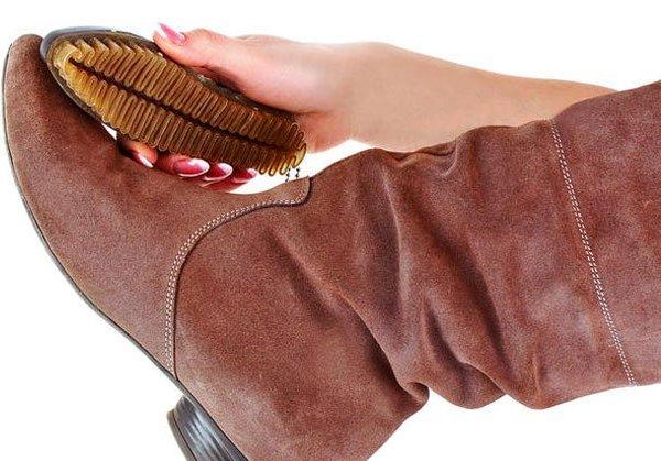 Как ухаживать за обувью из нубука: ежедневная забота и защитные средства