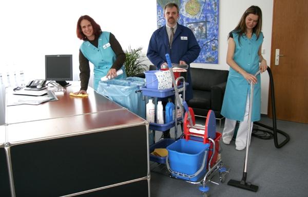 Клининговая компания выполнит задачу быстро и в срок. Фото с сайта www.atraxiss.com