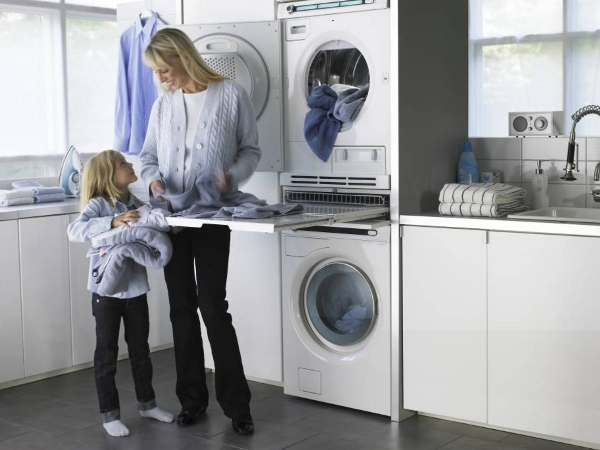 Если у вас нет времени на сушку, сушильная машина выручит! Фото с сайта www.umestentorg.ru