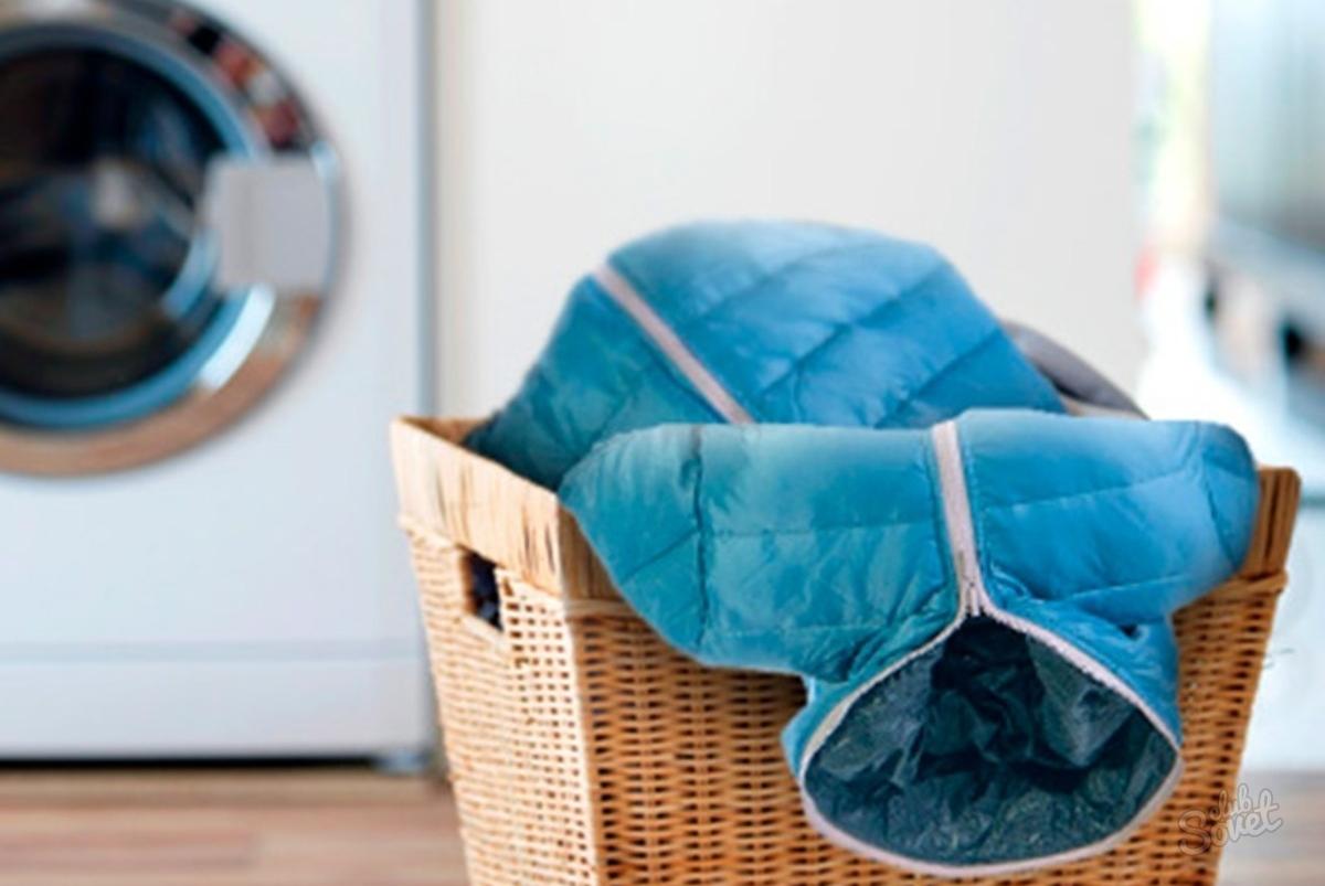 Как постирать мех с пуховика в домашних условиях