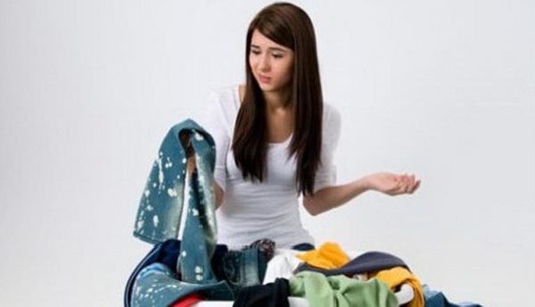 Рейтинг самых эффективных пятновыводителей, составленный домохозяйкой