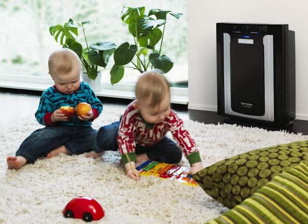 Как выбрать увлажнитель воздуха для квартиры и детской комнаты
