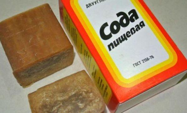 Хозяйственное мыло, уксус, сода и горчица на страже чистоты посуды