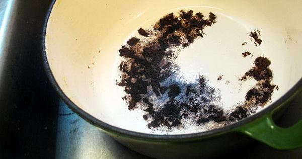 Как очистить пригоревшую эмалированную кастрюлю: способы, советы и секреты