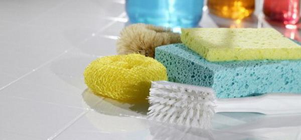 Как отмыть плитку в ванной