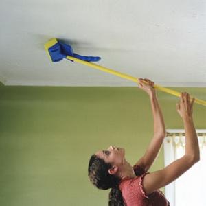 Какими средствами мыть глянцевый и матовый натяжной потолок, учитывая особенность поверхности, материала и расположения