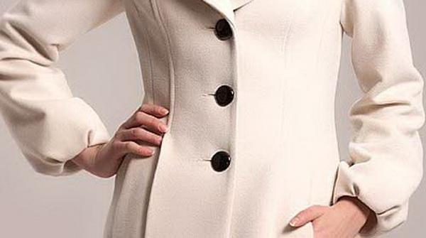 Как в домашних условиях почистить пальто белое