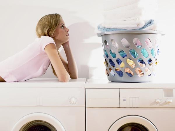 Стирать мылом в стиральной машине нельзя. Фото с сайта www.picrolls.com