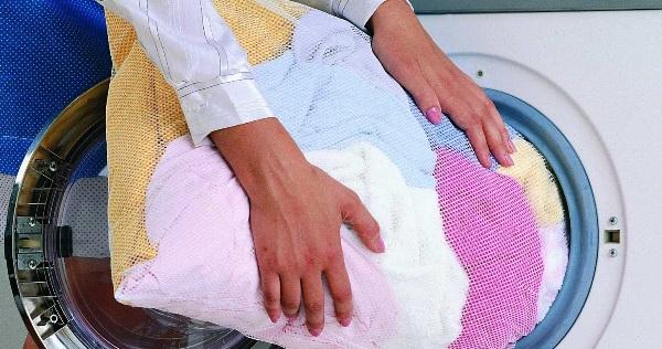 как сделать мешок для стирки своими руками
