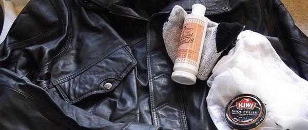 Как постирать кожаную куртку, вывести с нее различные пятна, избавить от запаха пота и правильно ухаживать за вещью