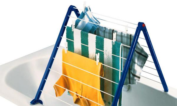 Сушка для белья: основные разновидности, электрические модоели, критерии выбора, материал