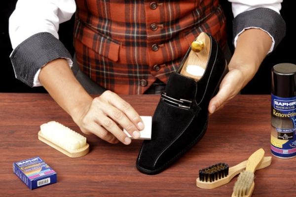 Чистите обувь бережно. Фото с сайта thenavy.ru