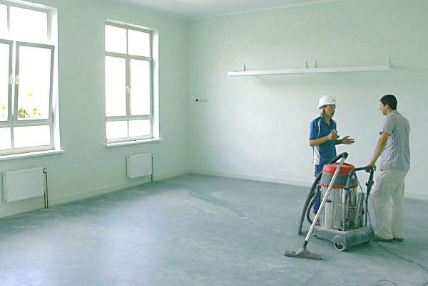 По заготовленному плану уборки действовать легче. Фото с сайта www.ravlat.lv