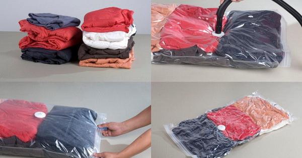 Стоит ли пользоваться вакуумными пакетами для хранения вещей: общие рекомендации и отзывы домохозяек