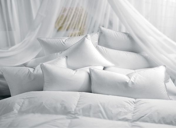 Картинки по запросу Как и чем стирать подушки (с синтетическим наполнителем)