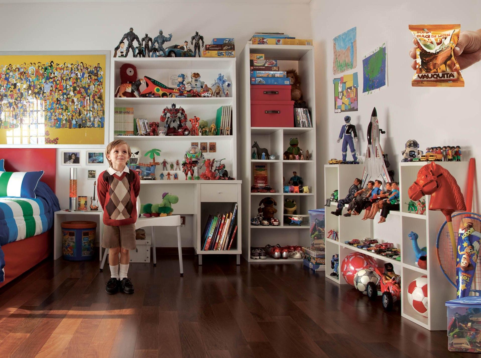 Важно приучать ребенка к чистоте. Фото с сайта www.ibelieveinadv.com