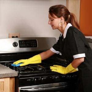 Как очистить решетку (сталь, чугун, эмаль) газовой плиты: общие рекомендации и советы домохозяек