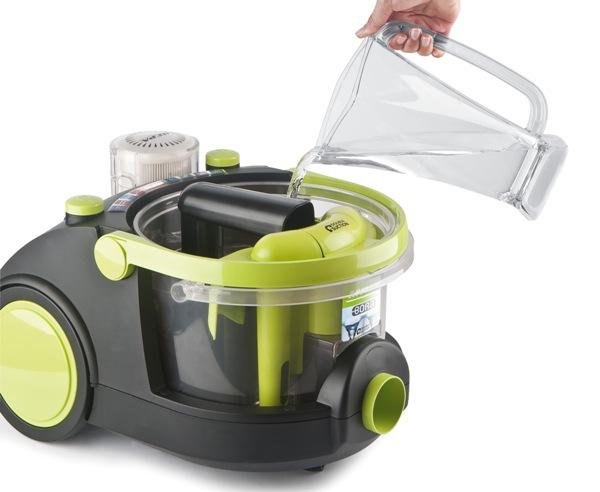 Пылесос с аквафильтром: отзывы о пользе и недостатках