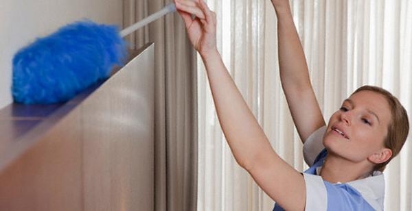 Как избавиться от пыли в квартире во время привычной уборки и после ремонта подручными средствами, при помощи ионизатора