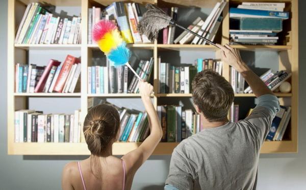 Как превратить генеральную уборку в квартире в увлекательный квест