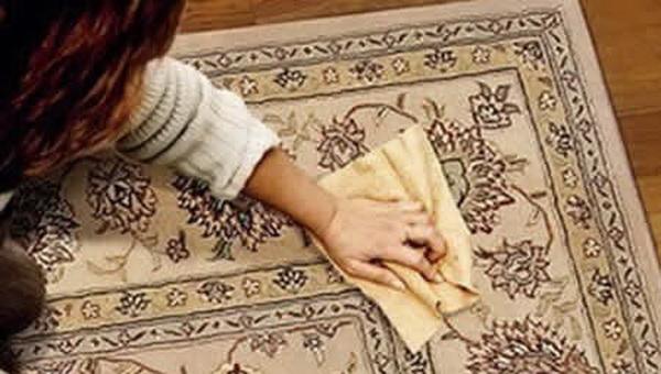 Чистим паласы в домашних условиях