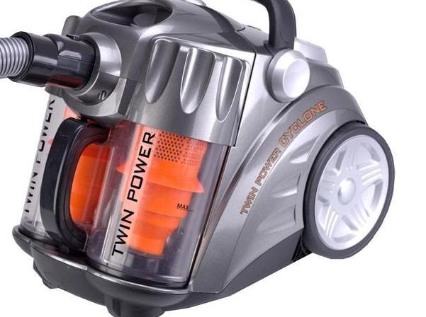 Одна из моделей циклонного пылесоса. Фото с сайта dobicha.com